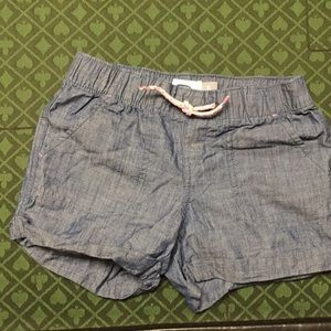 Old navy girls shorts size 6-7